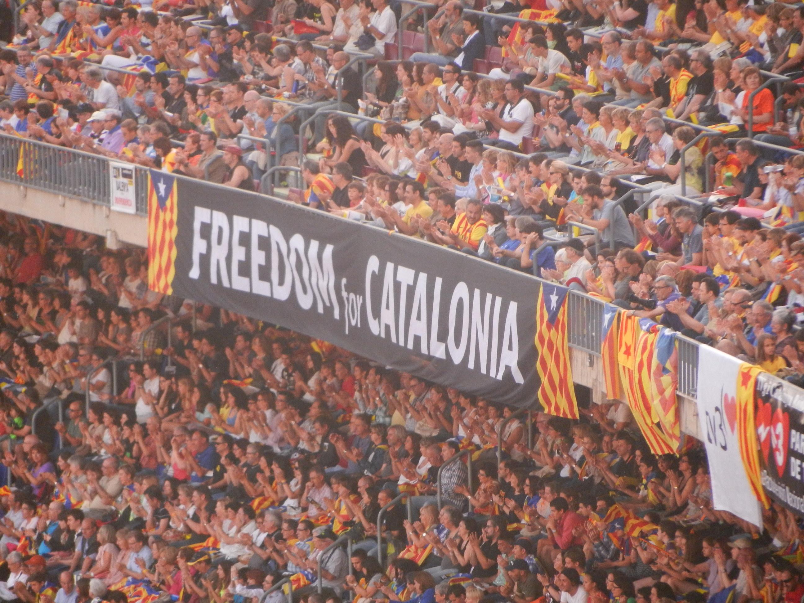 Spanien och Katalonien – Separationsångest