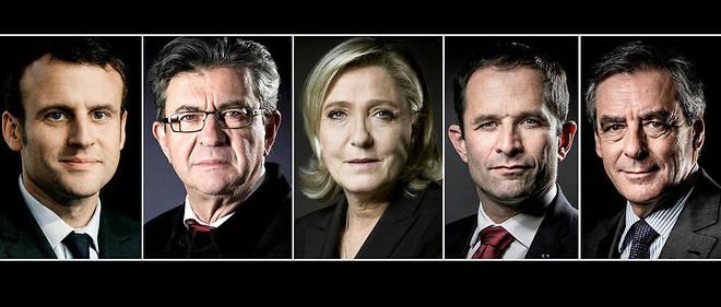 Möt de franska presidentkandidaterna